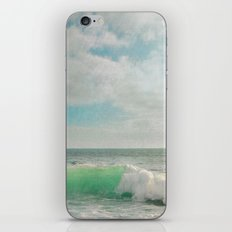 The Painted Sea iPhone & iPod Skin