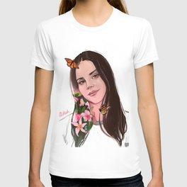 Lana Del Rey/MAC T-shirt