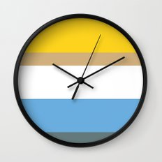 The Colors of - HOMER  Simpsons Wall Clock