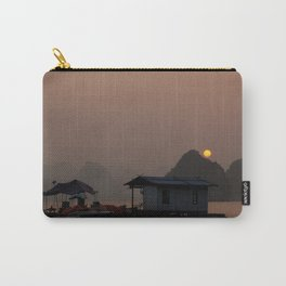 Halong Sunset Carry-All Pouch