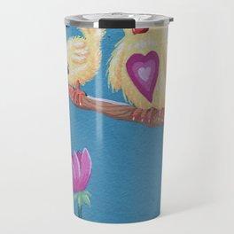 Be brave my love Travel Mug