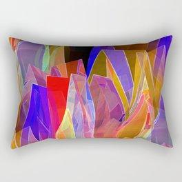 towel full of colors -7- Rectangular Pillow