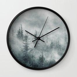 Simbiosis II Wall Clock
