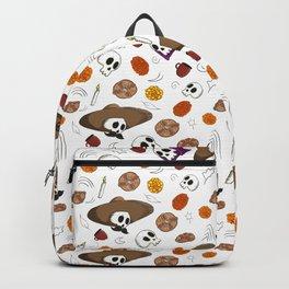 Día de Muertos Backpack
