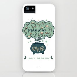 Magical Potions iPhone Case