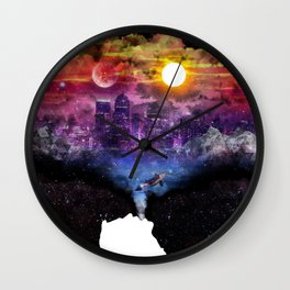 Release Wall Clock