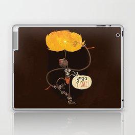 Yoga Flame Laptop & iPad Skin