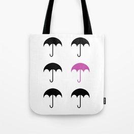 Umbrella Academy Tote Bag