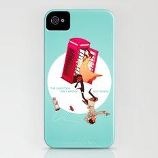 Blorgons! iPhone (4, 4s) Slim Case