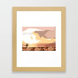 North Shore Collection Framed Art Print