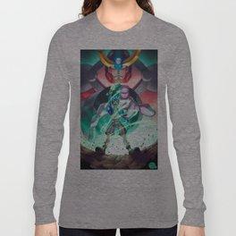 Gurren Lagann - This Drill will pierce the Heavens Long Sleeve T-shirt