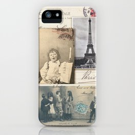 Postale iPhone Case