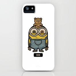 Minion s BOB iPhone Case