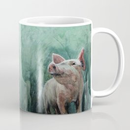 One Bad Pig Coffee Mug