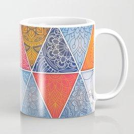 Pattern Mandala Losange Coffee Mug