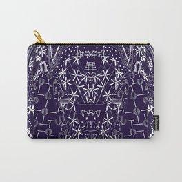 Purple pop Japan  Carry-All Pouch