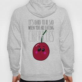 Cherry Cherries Foodie Design Hoody