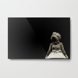 Dolls Without Faces Metal Print