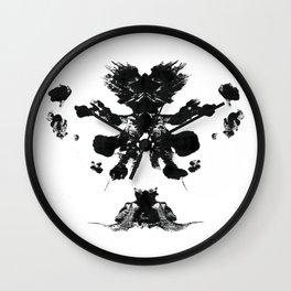 Ritual Therapy Print Wall Clock