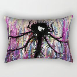 Incompletionist Rectangular Pillow
