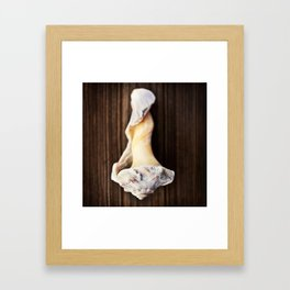 Twisted Sea Framed Art Print
