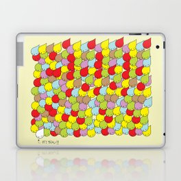 IT'S YOU Laptop & iPad Skin