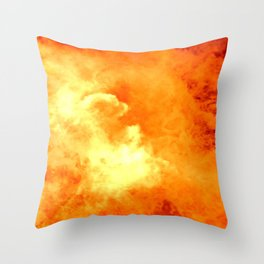 Compb Throw Pillow