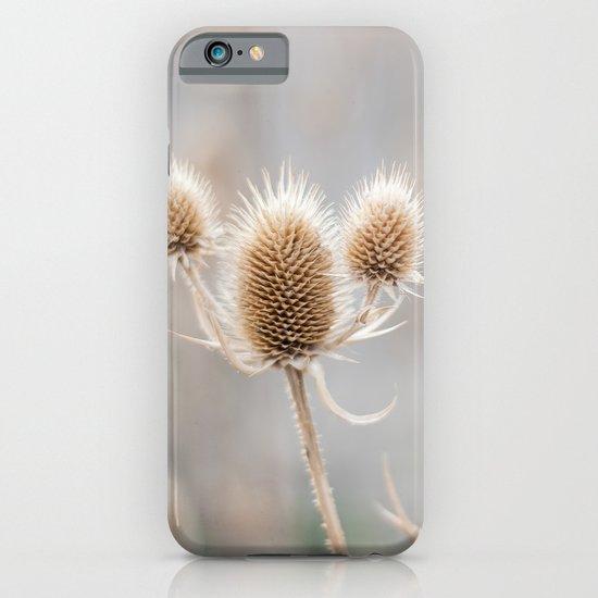 Thistles iPhone & iPod Case