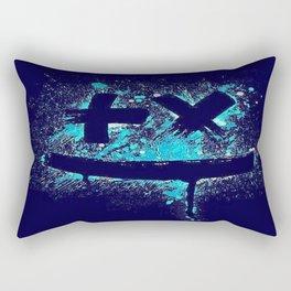 Marshmello Christopher Comstock Rectangular Pillow