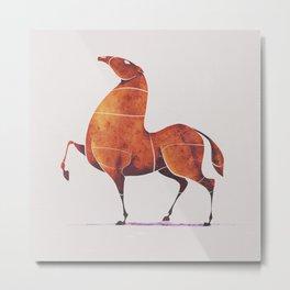 Horse 5 Metal Print