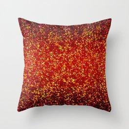 Glitter Graphic G132 Throw Pillow