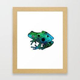 Frog II Framed Art Print