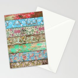 Rococo Style Stationery Cards