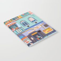 BP frontage Notebook