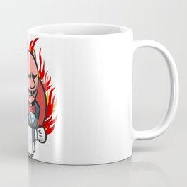 Jenkins on Fire Coffee Mug