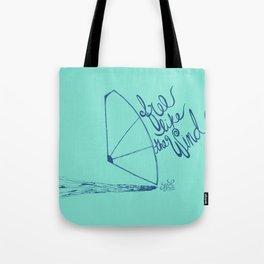 Free like the wind Tote Bag