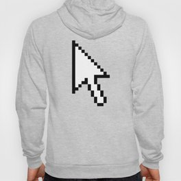 Mouse Cursor Icon Hoody