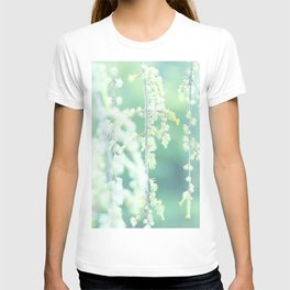 Little pine leaves - Nature Fine Art photography T-shirt