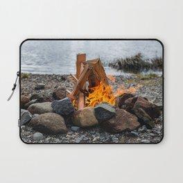 Campfire Laptop Sleeve