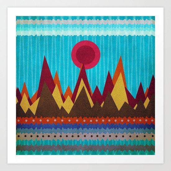 Textures/Abstract 139 Art Print