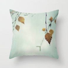 I Remember the Days Throw Pillow