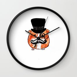 Sir Guinea Pig Wall Clock