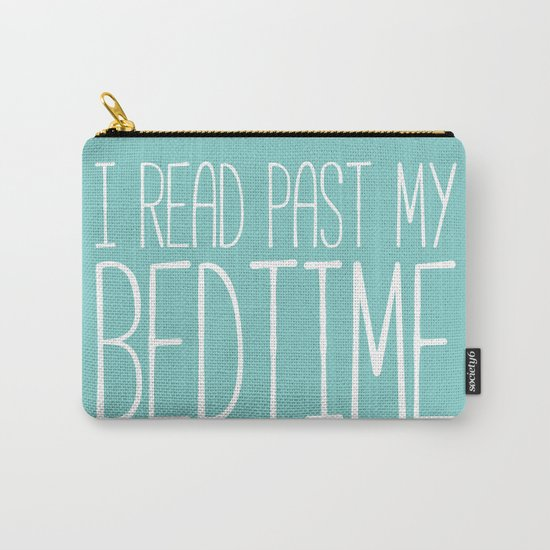 I read past my bedtime. by bookwormboutique