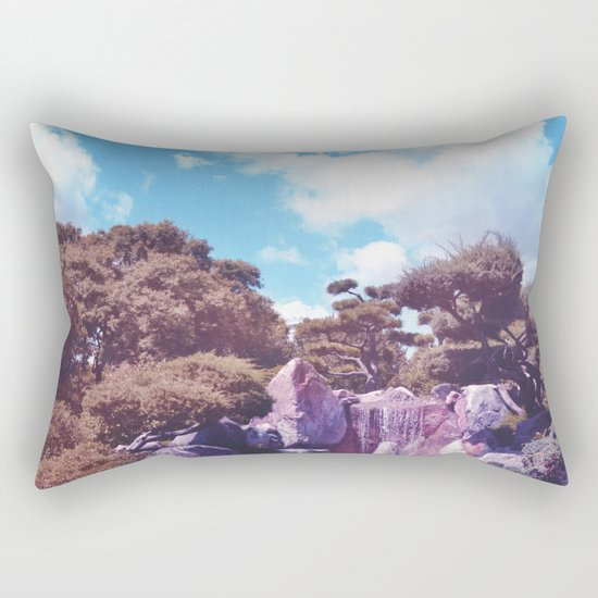 Pastel vibes 58 Rectangular Pillow