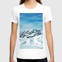 alaska T-shirts featuring Alaska by Elise Giordano