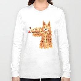 Der Hund Long Sleeve T-shirt