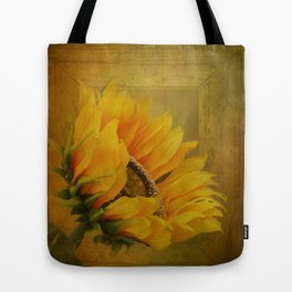 Sunflower Magic Tote Bag