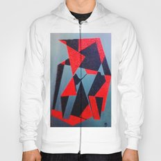 Red and Black Hoody