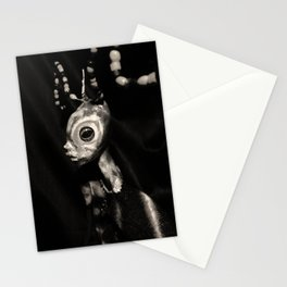 art doll, insect Stationery Cards