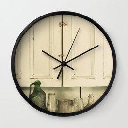 Kitchen Pantry Wall Clock